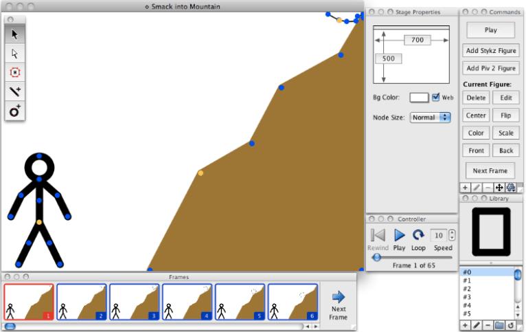 Stykz free software for animation creators