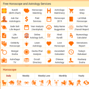 astrosage free horoscrope and astrology site