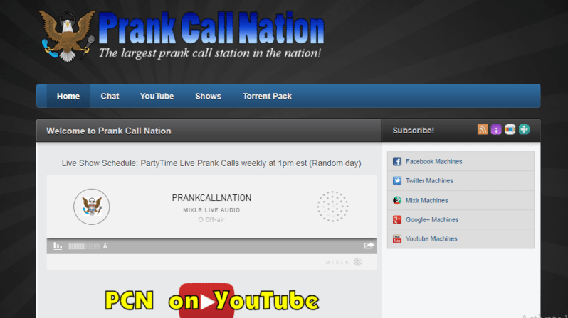 prank call nation website