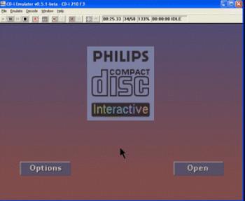 CD-i Emulator