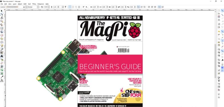 Inkscape pdf editor free