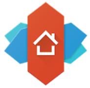 Nova Launcher as android theme app