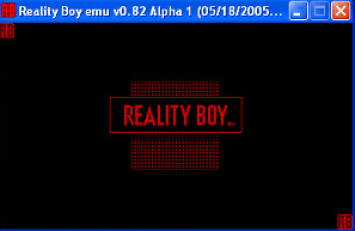 Reality Boy Emulator
