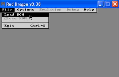 Red Dragon Emulator