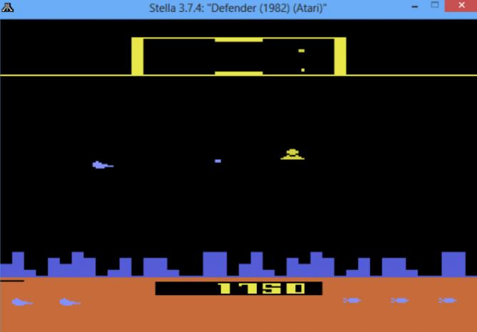 Stella - Atari 2600