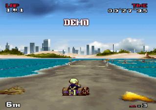 Virtual Jaguar emulator