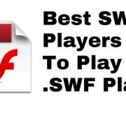 best swf player to play .swf player