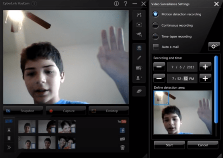cyberlink youcam webcam software for windows and mac