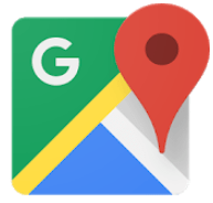 google Maps traffic app