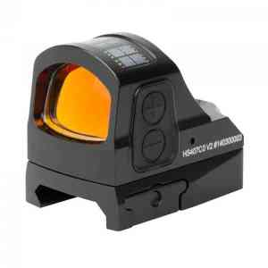 Holosun HS407CO V2 Red Dot / Circle Dot Reflex Sight With Shake Awake