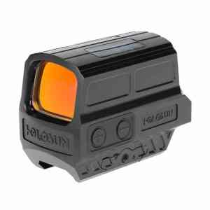 Holosun HS512C Red Dot / Circle Dot Reflex Sight With Solar Panel And QD Mount