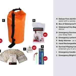 Waterproof Dry Bag Readywise