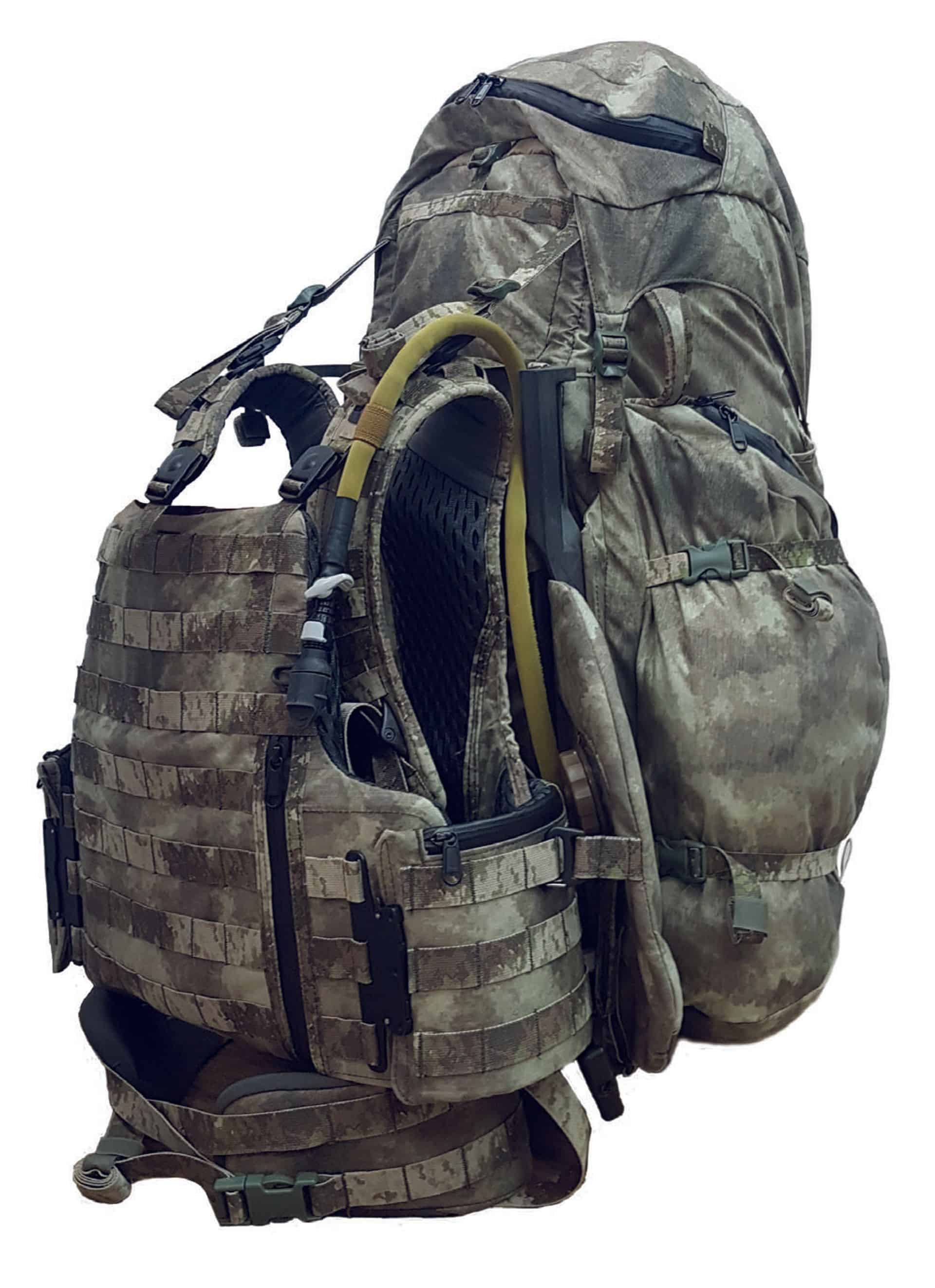 Fusion System Marom Dolphin Unified Molle Modular Carrying System with Detachable Backpack