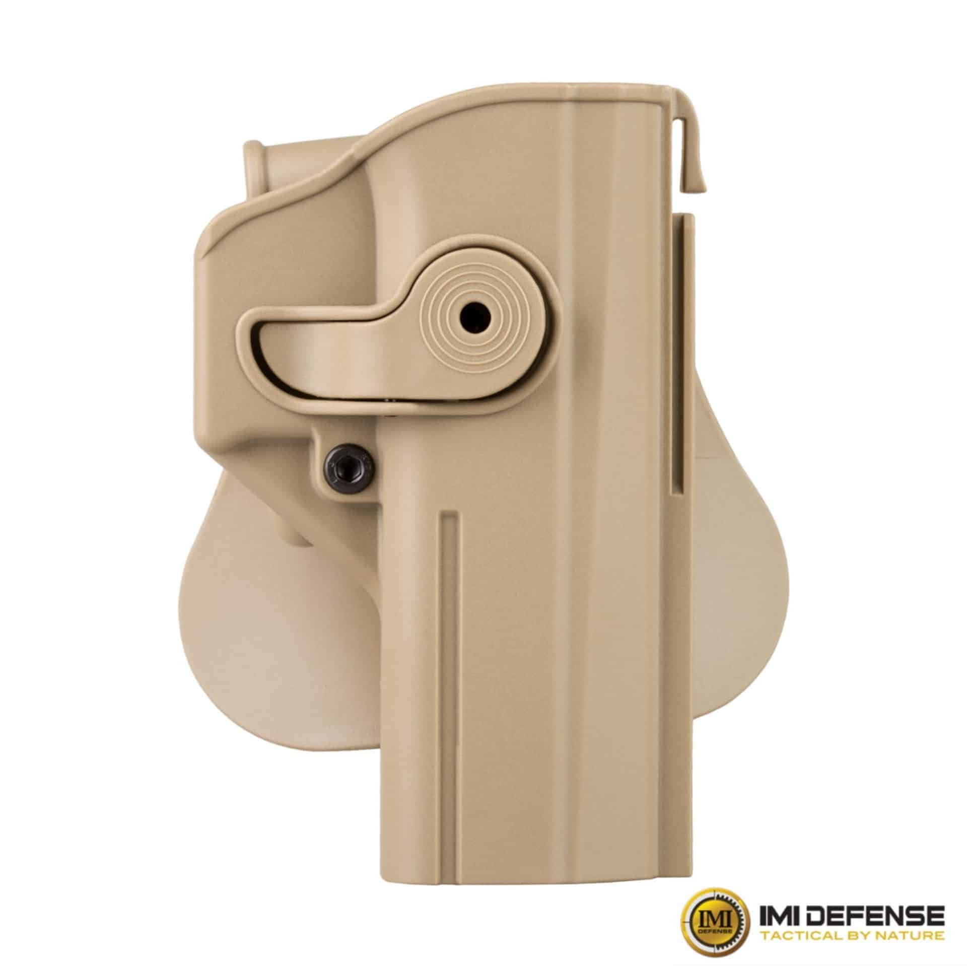 IMI-Z1450 - Level 2 Holster for CZ P-09, Shadow 2