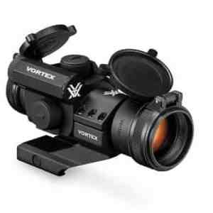 SF-RG-501 Vortex Optics StrikeFire II Red Dot (4 MOA) Lower 1/3 CO-Witness Cantilever
