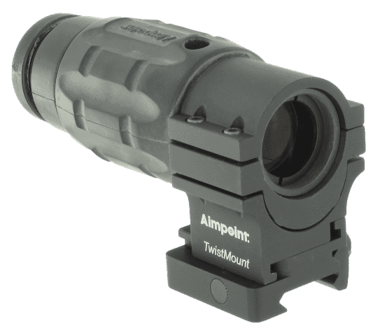 3X Mag Aimpoint High Quality Magnifying Module With Spacer & Twist Mount