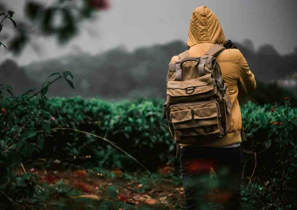 Prepare a bug our bag that can support your survival for at least 72 hours.