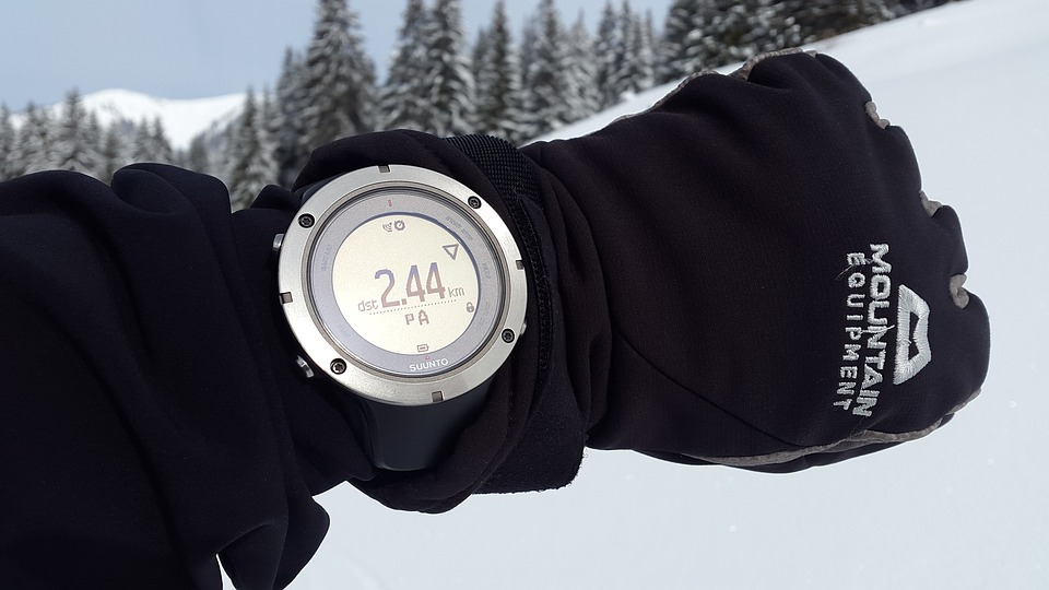 Best GPS Watches For Outdoor Use 2017