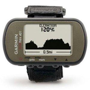 Garmin Foretrex 401 Waterproof Hiking GPS Watch