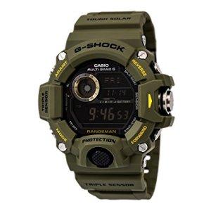 Casio G-Shock GW-9400-3CR RANGEMAN Watch