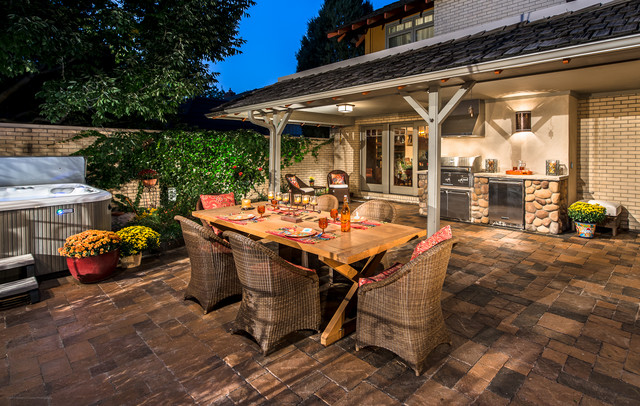 Creative Concrete Patio Designs to Beautify Your Home ... on Patio Renovation Ideas id=53524