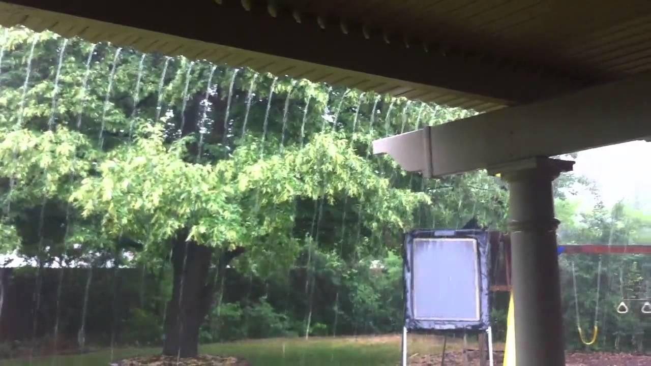 Pergola Rain Cover Protection from Downpour | Pergola ... on Patio Cover Ideas For Rain id=35407