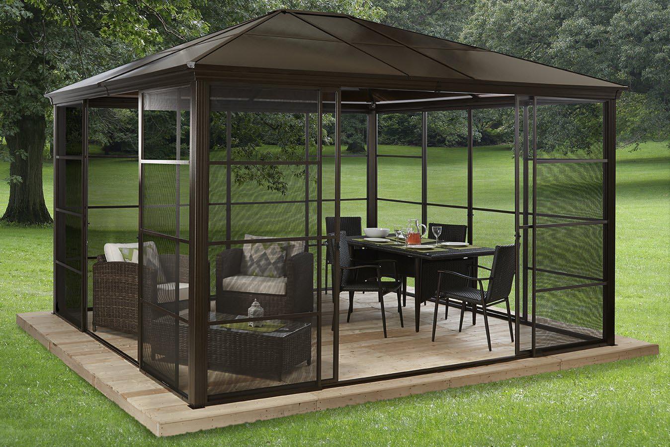 Backyard Pavilion Ideas