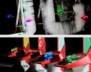 Remote Control Drones - Drone Racing Leaguw