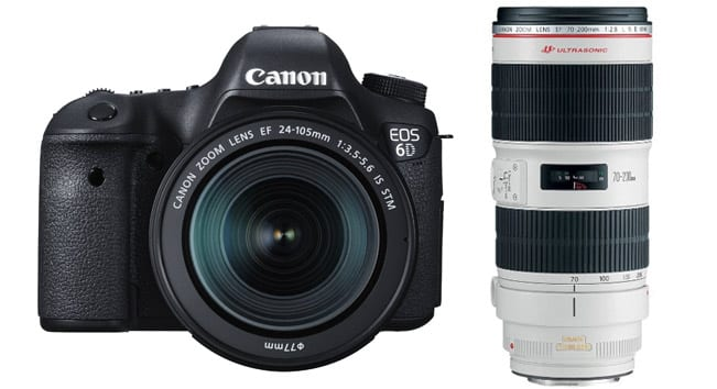 If youu0027re into landscape portrait low light photography or just looking for clean high quality shots the Canon EOS 6D is your best affordable full frame ...  sc 1 st  Best Photography Gear & Best Lenses for Canon 6D in 2018   Best Photography Gear azcodes.com