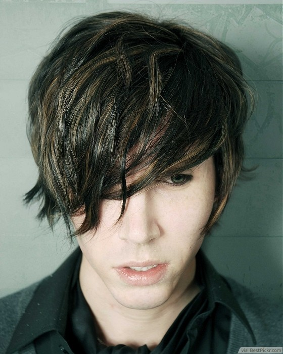 Cool Emo Hairstyles