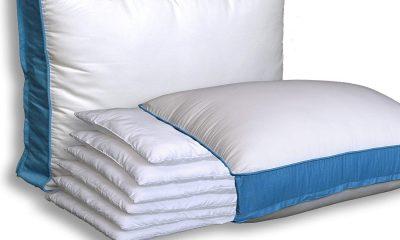 the scrumptious side sleeper pillow