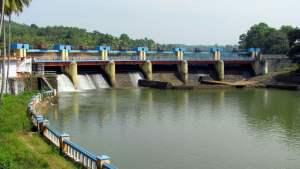 Aruvikkara Dam