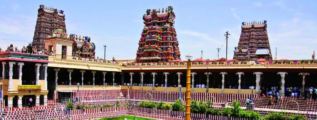 Meenakshi Amman Temple: Pay A Visit With Family