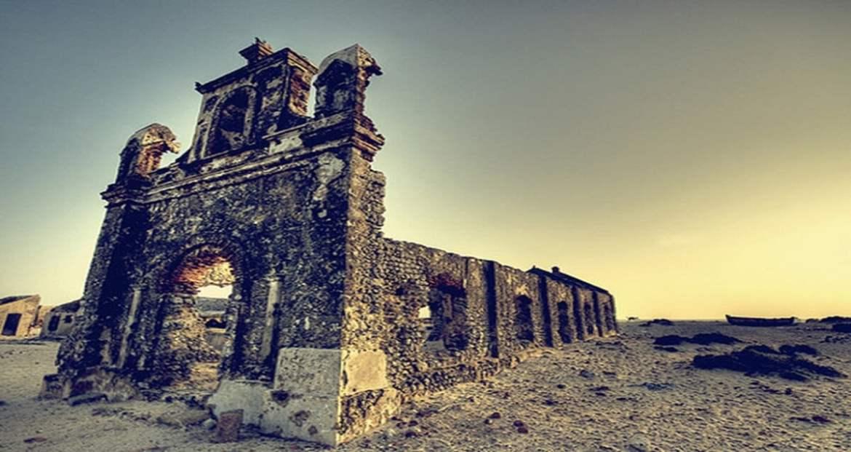 Dhanushkodi: The Ghost Town Of Tamil Nadu
