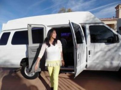 Jet Metier by the big white van – Best Places In The World To Retire – International Living
