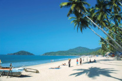 Palolem-beach-Goa-India