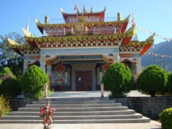 Deer Park Institute Monastery