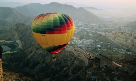 TOP 10 Best Hot Air Balloon Rides