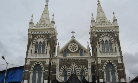 Mount Mary Church and Bandra Fair