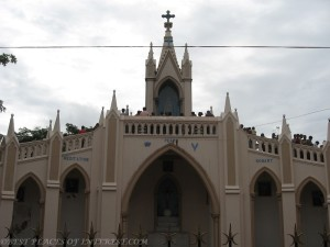 Mount Mary's Church, Bandra