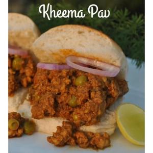 Kheema Pav
