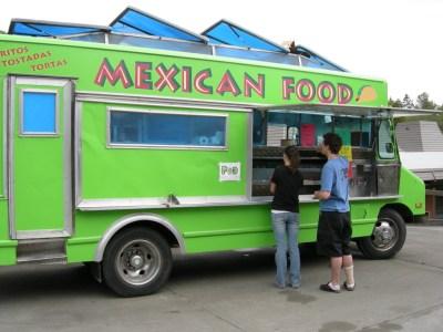Shoreline CC taco truck