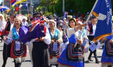 Australia day activities in 2014