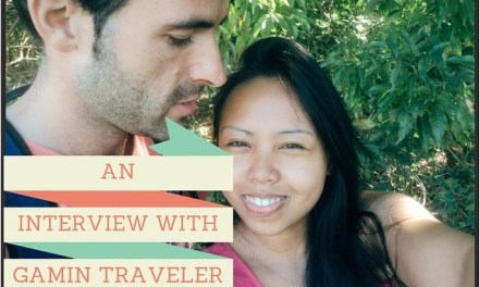 Interview with travel blogger Gamintraveler