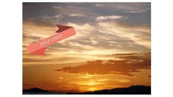 Half-light or Dawn