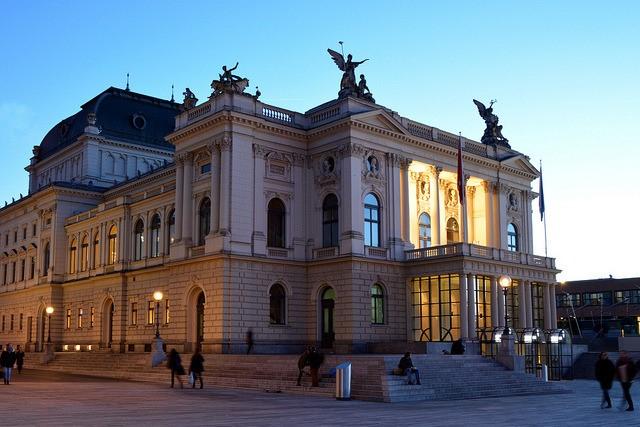 Opera, Switzerland