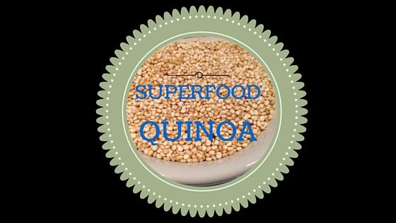 Superfood called Quinoa