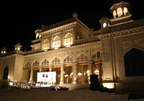 Hyderabad, Purani Haveli