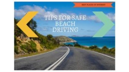Road adventure-tips for beach driving