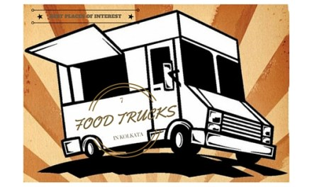 7 Food trucks in Kolkata